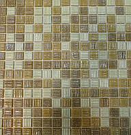 Мозаика стеклянная Vivacer микс 2*2 GLmix19