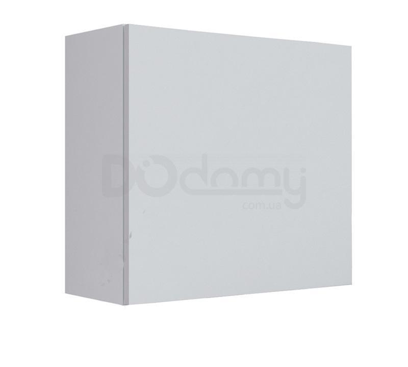 Витрина квадрат VIGO CAMA Белый матовый / Белый глянец