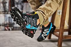 Кроссовки мужские  Salomon Speedcross 3, темно-синие (11221) размеры в наличии ► [  41 (последняя пара)  ], фото 3