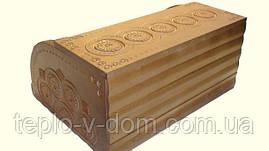 Хлебница с орнаментом