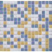 Мозаика стеклянная Vivacer микс 2*2 GLmix23