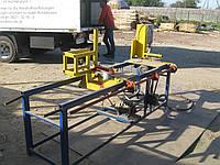Торцювальне обладнання для обробки дерева