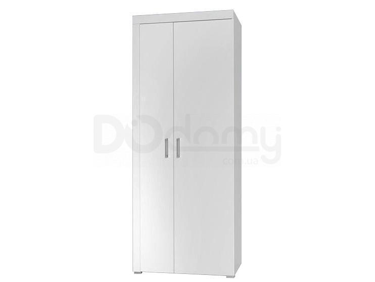 Шкаф SAMBA CAMA Белый матовый/Белый глянец