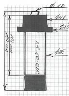 Ремкомплект для шнекового насоса (шнек 2.5-60-0.75)