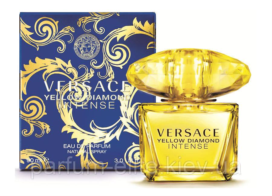 Женская парфюмированная вода Versace Yellow Diamond Intense 30ml