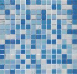 Мозаїка, скляна, Vivacer мікс 2*2 GLmix28
