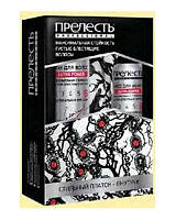 """Прелесть Professional"" - ""ULTRA POWER"" 2017 (лак д / вол.ЕФ300см3, + мусс д / вклад.вол ЕФ160см3 + платок)"