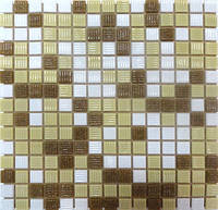 Мозаика стеклянная Vivacer микс 2*2 GLmix30