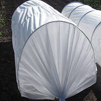 Парник 3м из агроволокна (120см ширина, 80см высота) (мини-теплица). Плотность 42г/м2.