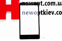 Тачскрин (Сенсор дисплея) Nokia XL Dual Sim черный оригинал (Китай)