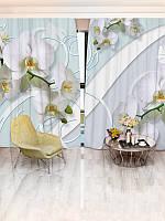 Фотошторы цветы (30930_1_1)