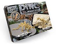 """Набор для проведения раскопок """"DINO EXCAVATION"""" 7513DT динозавры, фото 1"""
