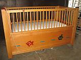 Детская реабилитационная кровать Niklas Pediatric Reha Bed, фото 7