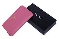 Женский кошелек Prada Rose, фото 1