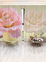 Фотошторы цветы (30988_1_1)