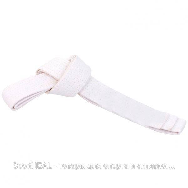 Пояс для кимоно Matsa 0040-260-10 белый 2,6м