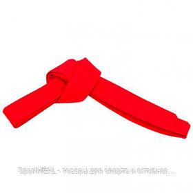 Пояс для кімоно Matsa 0040-260-8 червоний 2,6 м