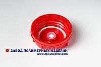 Крышка с клапаном избыточного  давления DIN 51