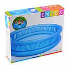 Детский надувной бассейн Intex 58431 Конус — Летающая тарелка (188х46см. ), фото 2