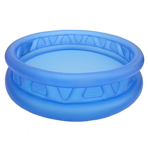 Детский надувной бассейн Intex 58431 Конус — Летающая тарелка (188х46см. )