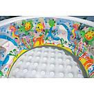 """Детский надувной бассейн """"Аквариум"""" Intex 58480 (152x56 см.) надувное дно, фото 2"""