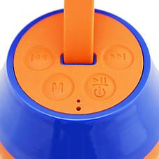 Портативная Bluetooth Колонка JBL T&G TG-104 10W ПОЛОСЫ, фото 3