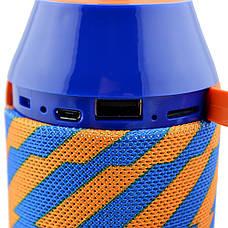 Портативная Bluetooth Колонка JBL T&G TG-104 10W ПОЛОСЫ, фото 2