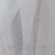 """Тюль французский кристалон """"Однотонн"""", фото 3"""