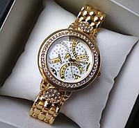 Часы Guess женские с камнями 2261