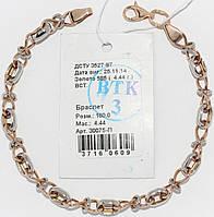 Золотой браслет 30075-П