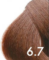 6/7 Крем-краска для волос RLINE 100 мл