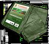 Тент водонепроницаемый GREEN 90 гр/м? размер 4 * 5м, PL904/5