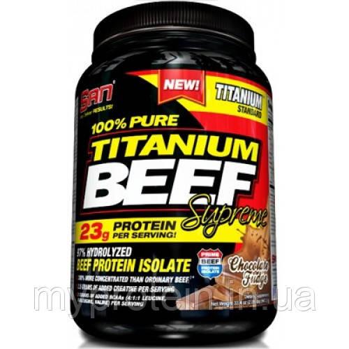 Говяжий протеин 100% Pure Titanum Beef supreme (947 g )