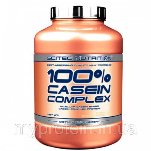 Scitec Nutrition Протеин казеин 100% Casein Complex (2,3 kg )