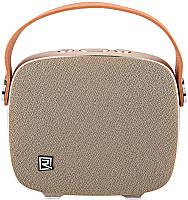 Портативная акустика Remax RB-M6 Desktop Speaker Gold