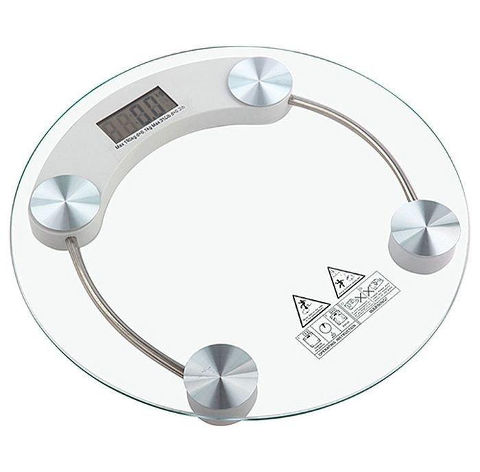 Напольные весы D&t Smart  dt2003a до 180 кг (шаг 0,1 кг)