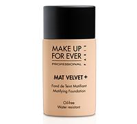 Матирующий тональный крем «MAT VELVET +» Make Up For Ever