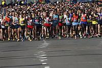 Ежегодный марафон в Лондоне 2015