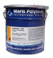 Защитное финишное полиуретановое покрытие для мембраны MARISEAL 420 Цвет: белый,красный