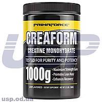 Primaforce Creaform креатин моногидрат спортивное питание для увеличения мышечной массы 1000