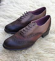 Туфлі жіночі шкіряні виробництва Іспанії