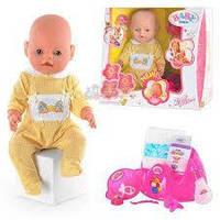 Детская кукла интерактивная пупс 8001-2 ЛЯЛЯ