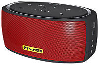 Портативная акустика AWEI Y210 Bluetooth Speaker Red