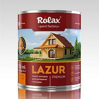 Лак защитный  для дерева  0,75 л Лазурь LAZUR Ролакс