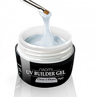 Однофазный Гель - Naomi UV Builder Gel Clear 1-Phase 14 гр (прозрачный)