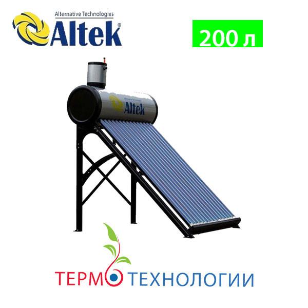 Солнечный коллектор Аltek SP-C-20. Сезонная безнапорная гелиосистема
