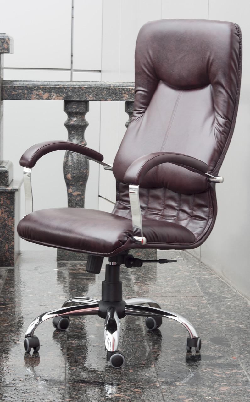 Кресло Ника (Никосия) Хром HB