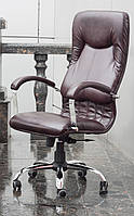 Крісло Ніка (Нікосія) Хром HB