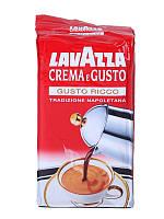 Кофе Lavazza Crema e Gusto Gusto Ricco 250 г