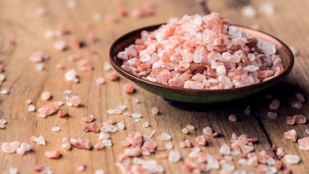 Соль розовая